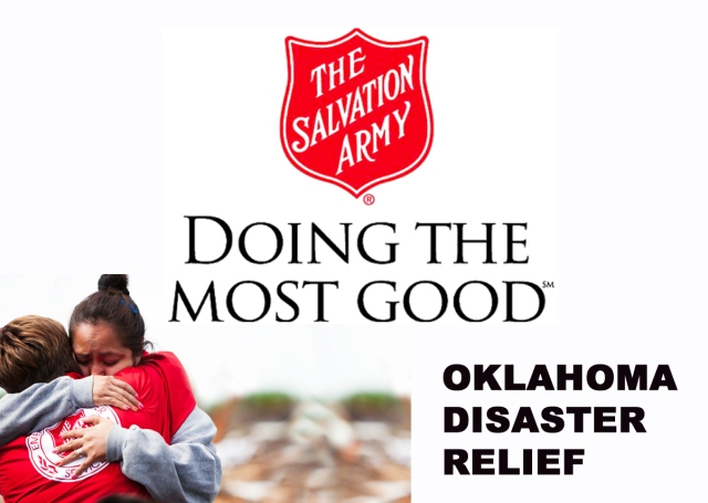 Salvation Army Disaster Relief