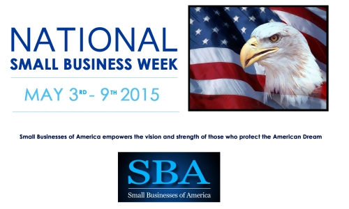Small Businesses of America National Small Business Week