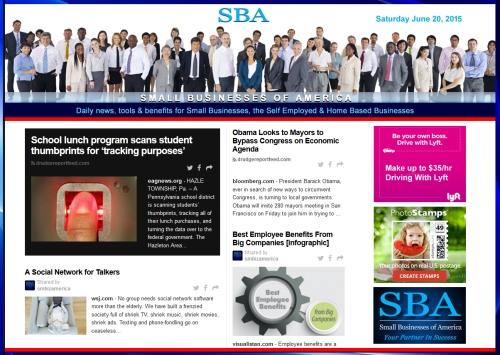 Small Business News 062015 SMBIZ