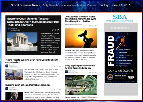 Small Business News 062615 SMBIZ