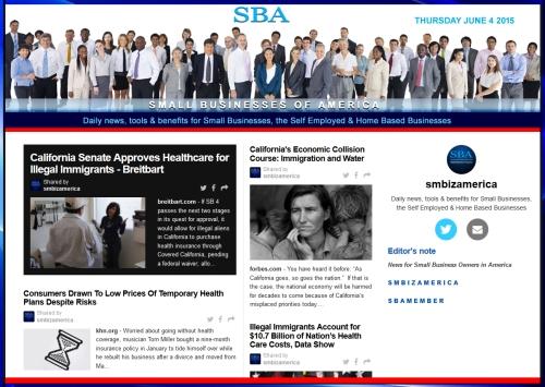 Small Businesses of America News 06042015 smbiz, smbiznews, smbizamerica