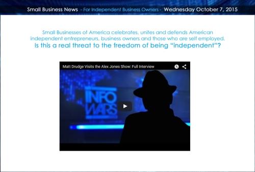 Small Business News #mattdrudge