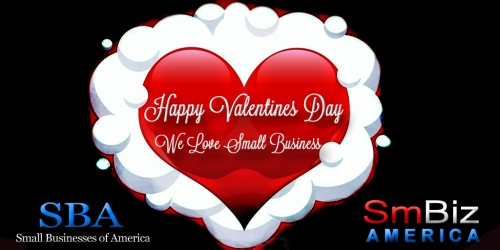 Small Business Happy Valentines Day 2016