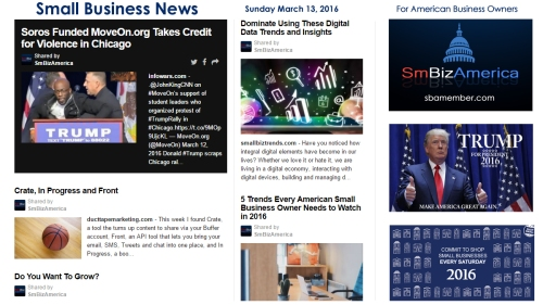Small Business News 3.13.16