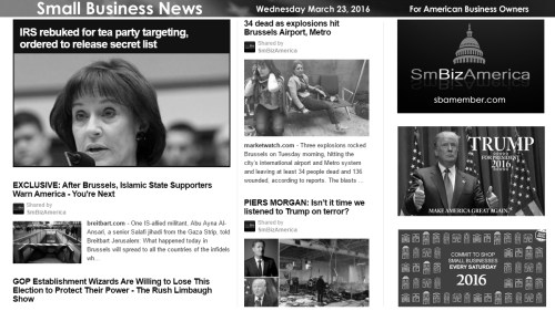 Small Business News 3.23.16