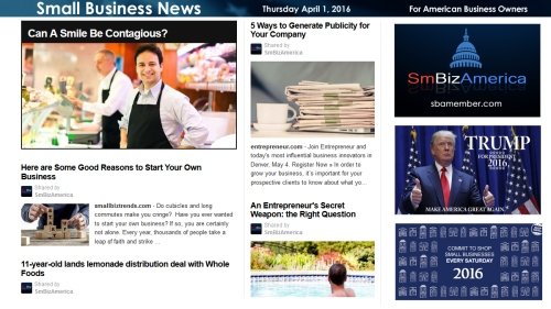 Small Business 4.01.16