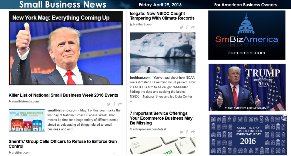 Small Business 4.29.16