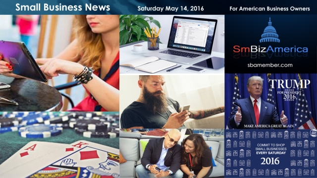 Small Business News 5.14.16