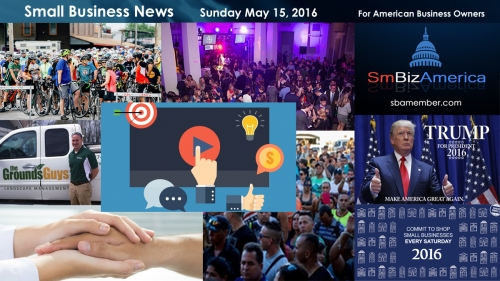 Small Business News 5.15.16