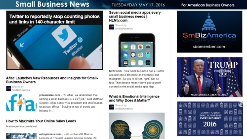 Small Business News 5.17.17