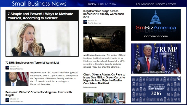 Small Business News June 17 2016