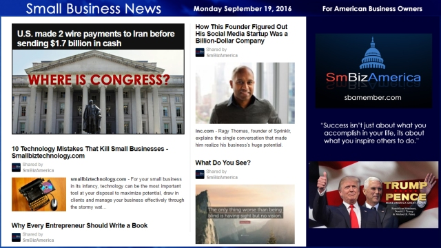 small-business-news-monday-september-19-2016-america