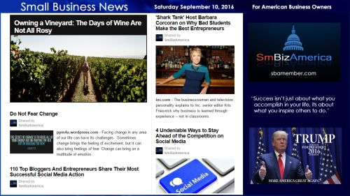 small-business-news-saturday-september-10-2016