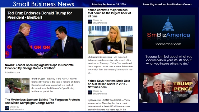 small-business-news-saturday-september-24-2016-smallbusiness