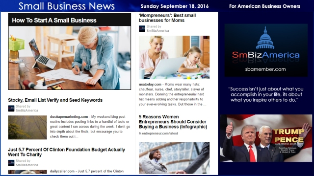 small-business-news-sunday-september-18-2016-america