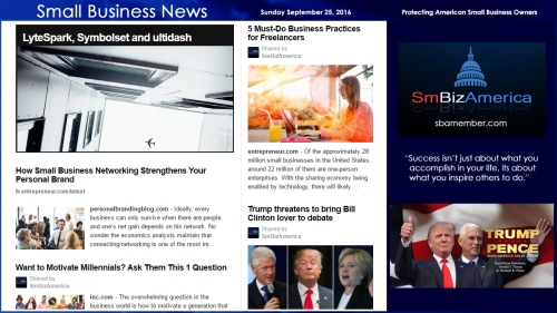 small-business-news-sunday-september-25-2016-smallbusiness