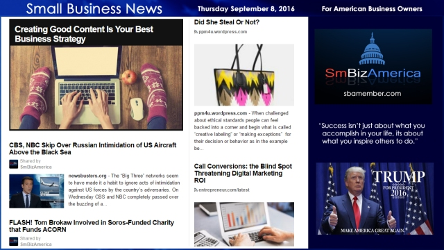 small-business-news-thursday-september-8-2016