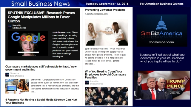 small-business-news-tuesday-september-13-2016