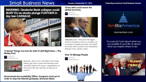 small-business-news-tuesday-september-27-2016-smallbusiness