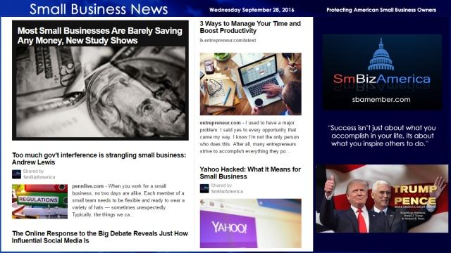 small-business-news-wednesday-september-28-2016-smallbusiness