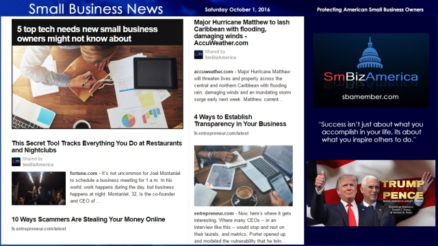 small-business-news-10-1-2016