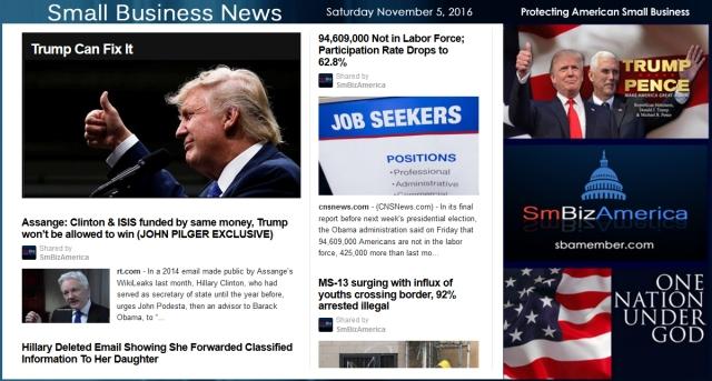 small-business-news-saturday-11-5-16