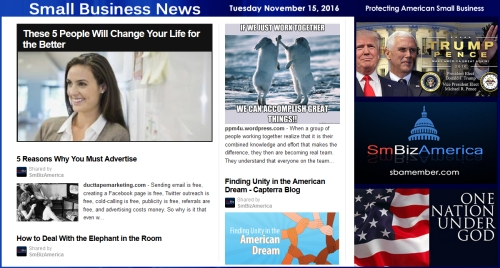 small-business-news-tuesday-11-15-16-smallbusiness-smallbusiness-news