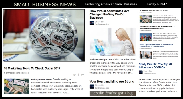 small-business-news-1-13-17-#smallbusiness