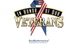 In Honor Of Our Veterans SmBizAmerica