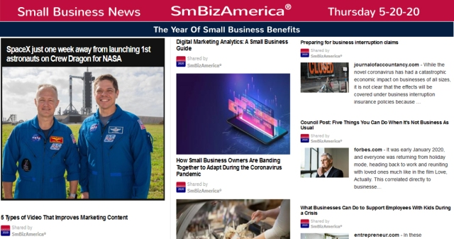 SMALL BUSINESS NEWS