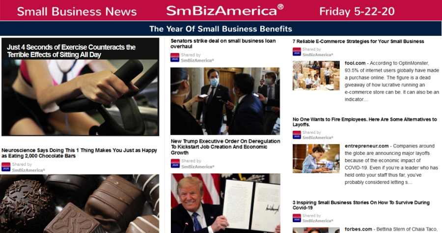 america small business news