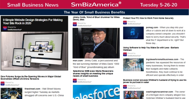 small business news america