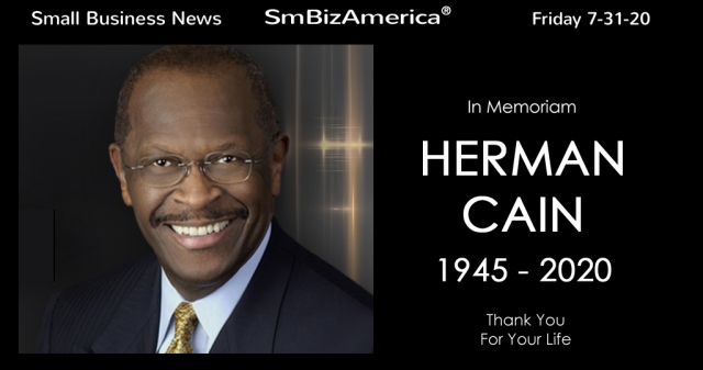 In Memoriam Herman Cain